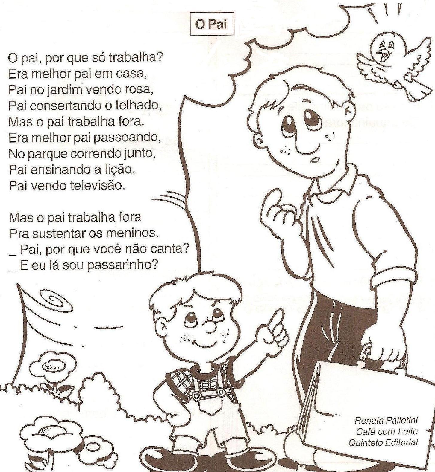 Educar Educando Atividades Dia Dos Pais