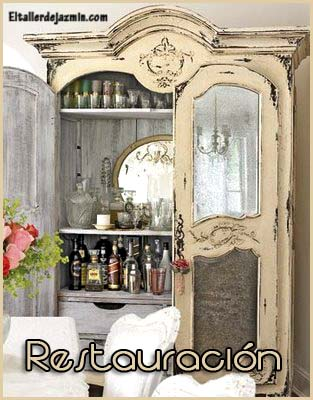 Preparar un mueble antes de pintarlo
