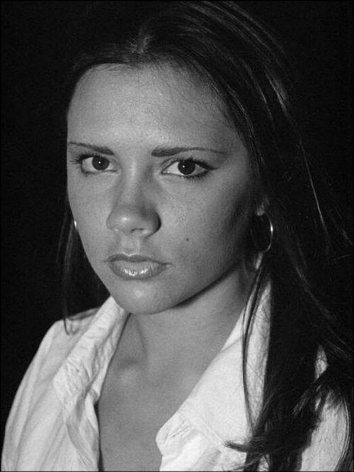mca dies: Young Victoria Beckham Katie Holmes Divorce