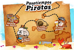 Pasatiempos Piratas
