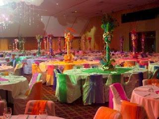 dicas de decoração para festa a fantasia