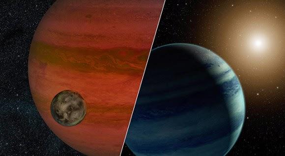 Astronom Temukan Bulan Ekstrasurya untuk Pertama Kalinya