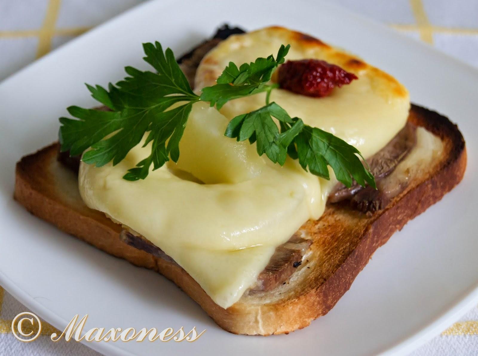Рецепт бутербродов на завтрак