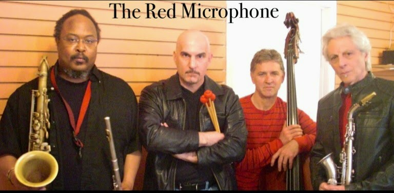 THE RED MICROPHONE