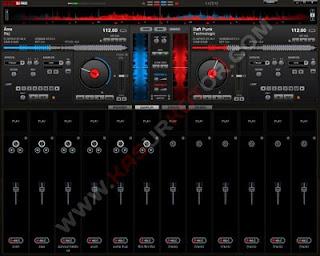 mixer Virtual DJ Home