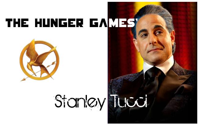 Make Up in Film: Hunger Games Special: Stanley Tucci ... Stanley Tucci Hunger Games