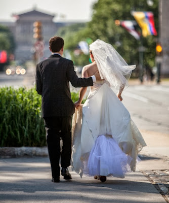 ben franklin parkway venue wedding