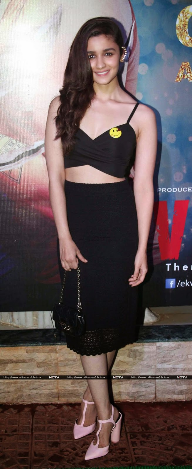 aLIA bHATT  at the Ek Villain success party