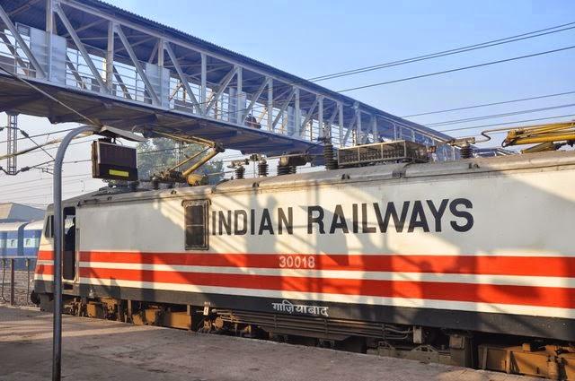 Current Location of Indian Railways Train