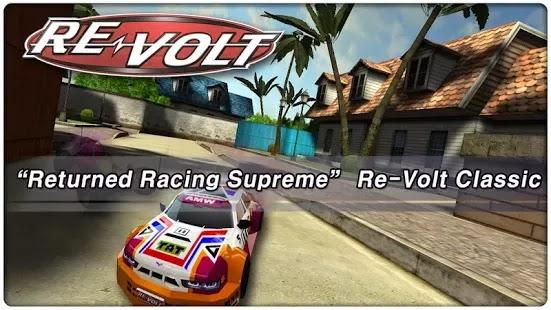 RE-VOLT Classic(Premium) - 3D Apk Obb