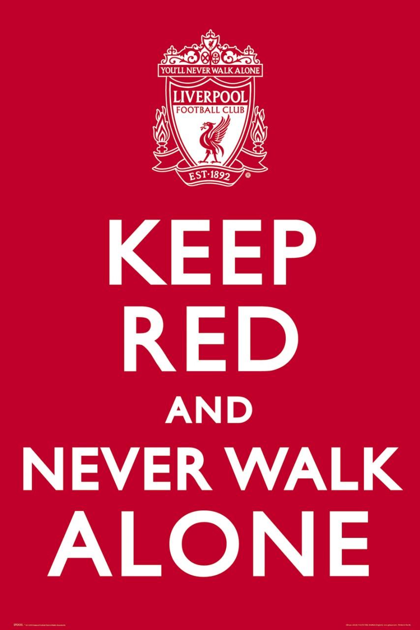 reds liverpool