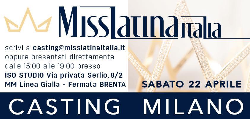 MISS LATINA ITALIA
