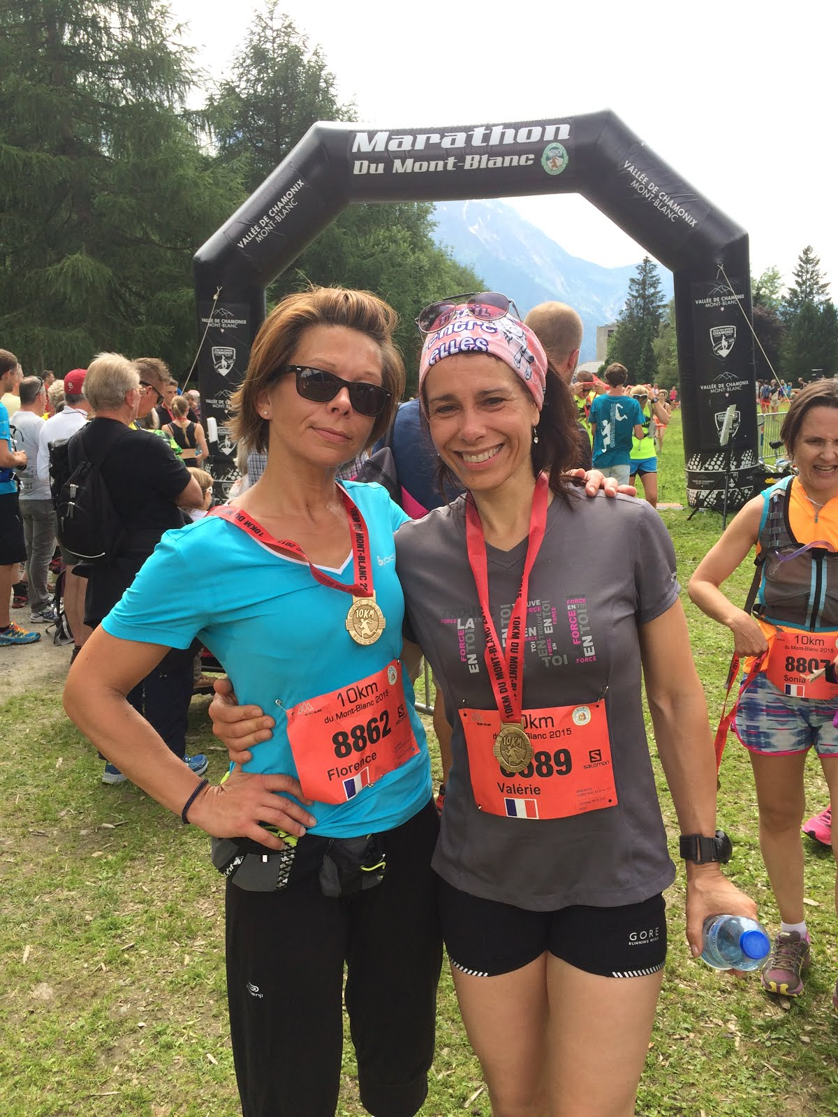 10 kms Cross du Mont Blanc
