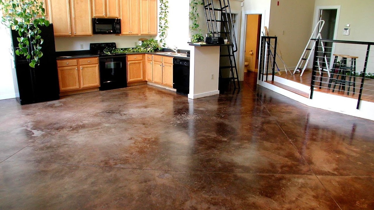 Paints For Concrete Floors