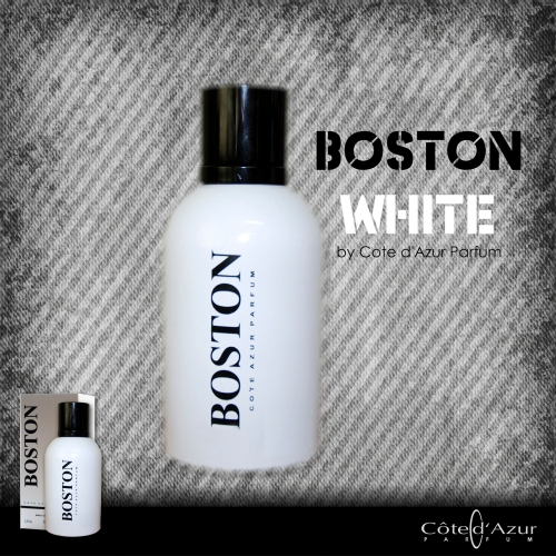 Cote Azur Boston White Man