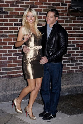 Paris Hilton And Cy Waits Pic
