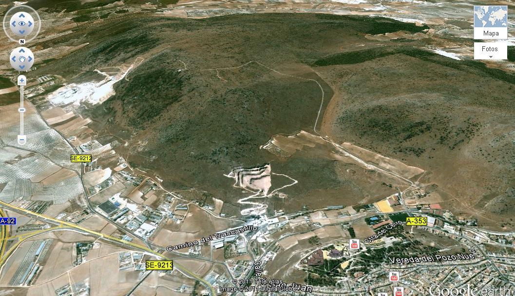 Sierra de estepa sevilla estepa balc n de andaluc a - Foro de estepa sevilla ...