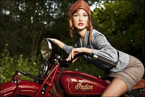 Sexy Women And Motorcycles Of Pinterest