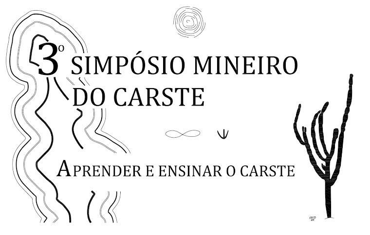 Simpósio Mineiro do Carste