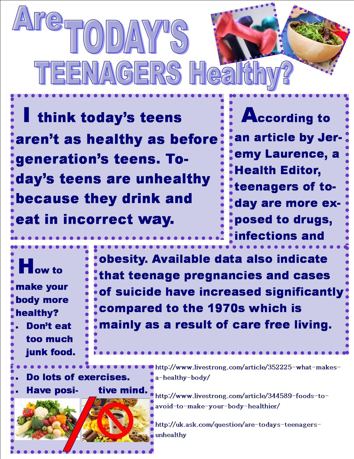teenagers nowadays are given too much freedom I think that the words too much freedom really should not be put together in that order i believe the real question is are parents skilled enough.