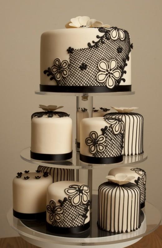 Wedding Cake Pops Vancouver