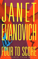 Cover of Four to Score by Janet Evanovich
