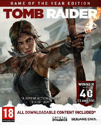 Tomb Raider Game: Torrent World: Tomb Raider Game Of The Year Edition [MULTI14]
