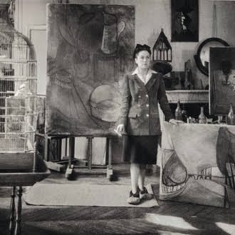 Artist's Studio...