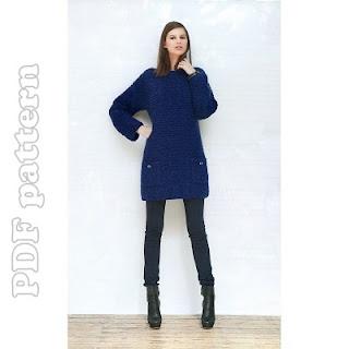 Sweater Dress Knitting Pattern-Buy Cheap Sweater Dress Knitting