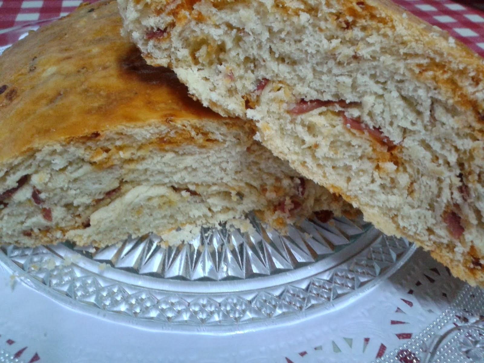 Pan con Embutido