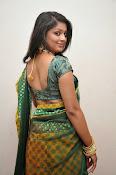 glamorous Anu Sri saree photos-thumbnail-19