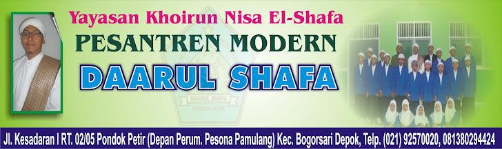 Pesantren Modern Daarul Shafa