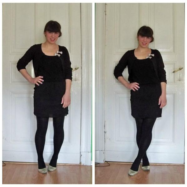 30 Kleidungsstücke für 30 Tage ergeben 30 verschiedene Outfits Tag 8