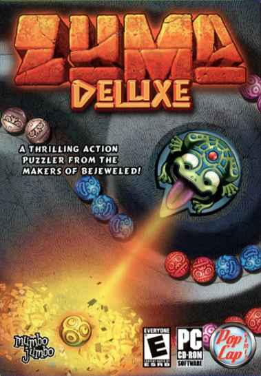 Game Zuma Deluxe
