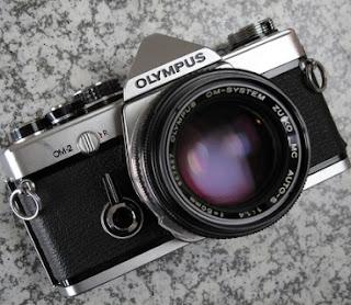 camara digital reflex olympus