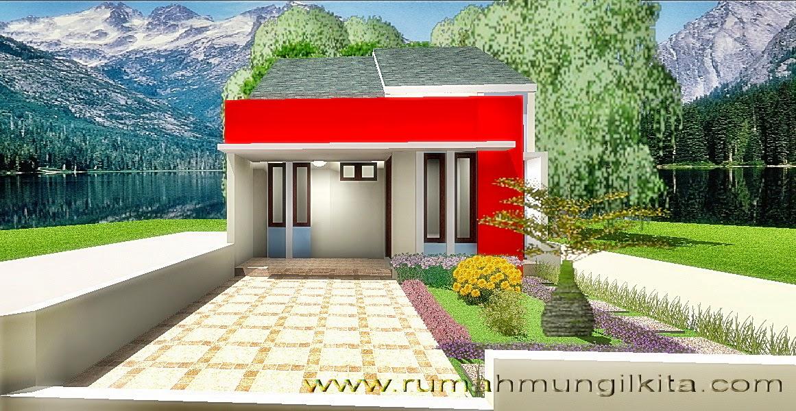 renovasi rumah tipe 48 tanah 93 m2 1 lantai 3 kamar