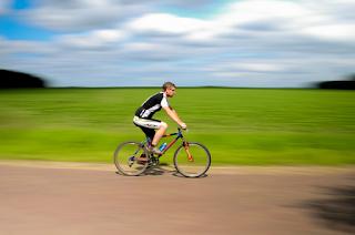 Pratique bicicleta