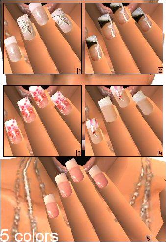 black and white nail art designs. nail art at home. do Nail