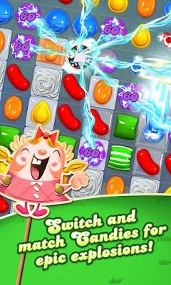 Candy Crush Saga 1.65.0.2 APK for