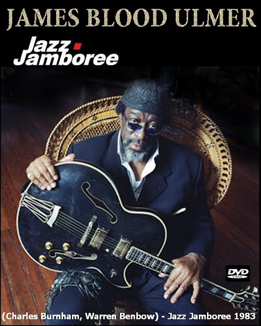James Blood Ulmer - Black And Blues