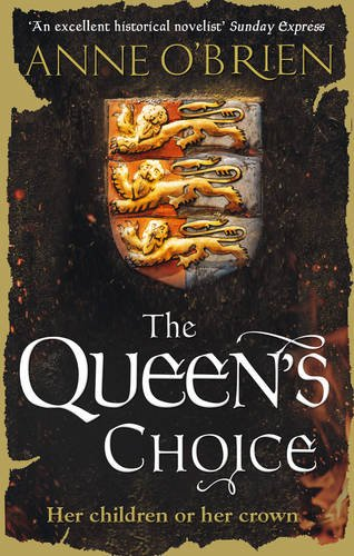 The Book Magnet The Queens Choice Anne Obrien