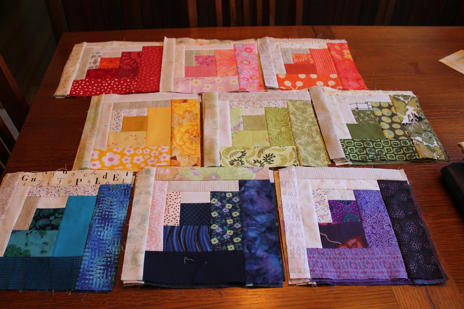 Quilting Is More Fun Than Housework Scrap A Palooza