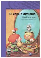 EL ESPEJO DISTRAÍDO- Bornemann