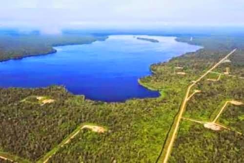Rohul Memiliki Danau Yang Indah