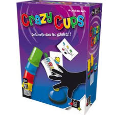 crazy cups le jeu