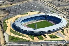 Estadio Nuevo de los Juegos del Mediterráneo de Almeria