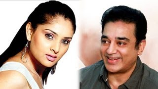 Divya To Pair Opposite Ulaganayagan Kamal Hassan