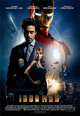 Iron Man – DVDRIP LATINO 720P