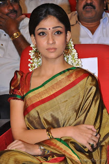 Nayanthara Traditional saree photos