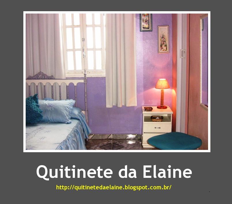 Quitinete da Elaine